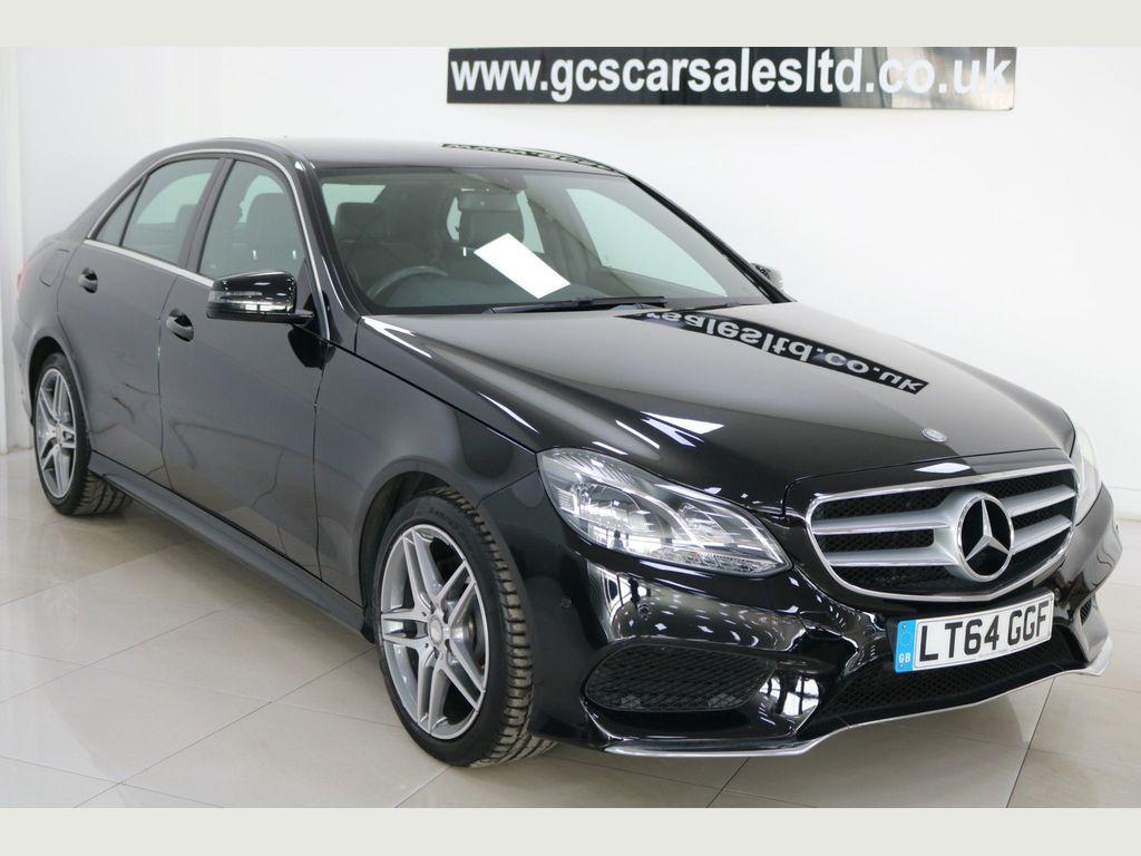 Mercedes-Benz E Class Saloon 2.1 E220 CDI AMG Sport 7G-Tronic Plus 4dr