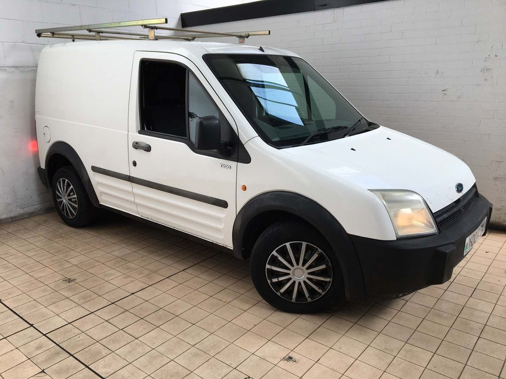 Ford Transit Connect Panel Van 1.8 TDCi T200 SWB L Low Roof 5dr