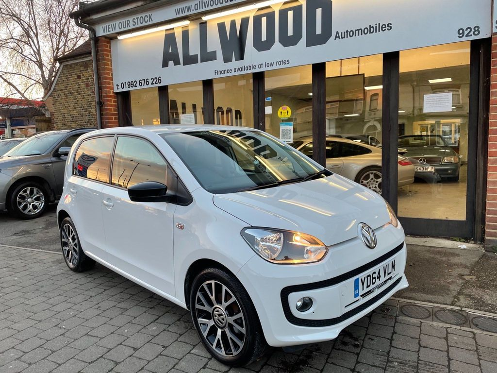 Volkswagen up! Hatchback 1.0 Groove up! 5dr