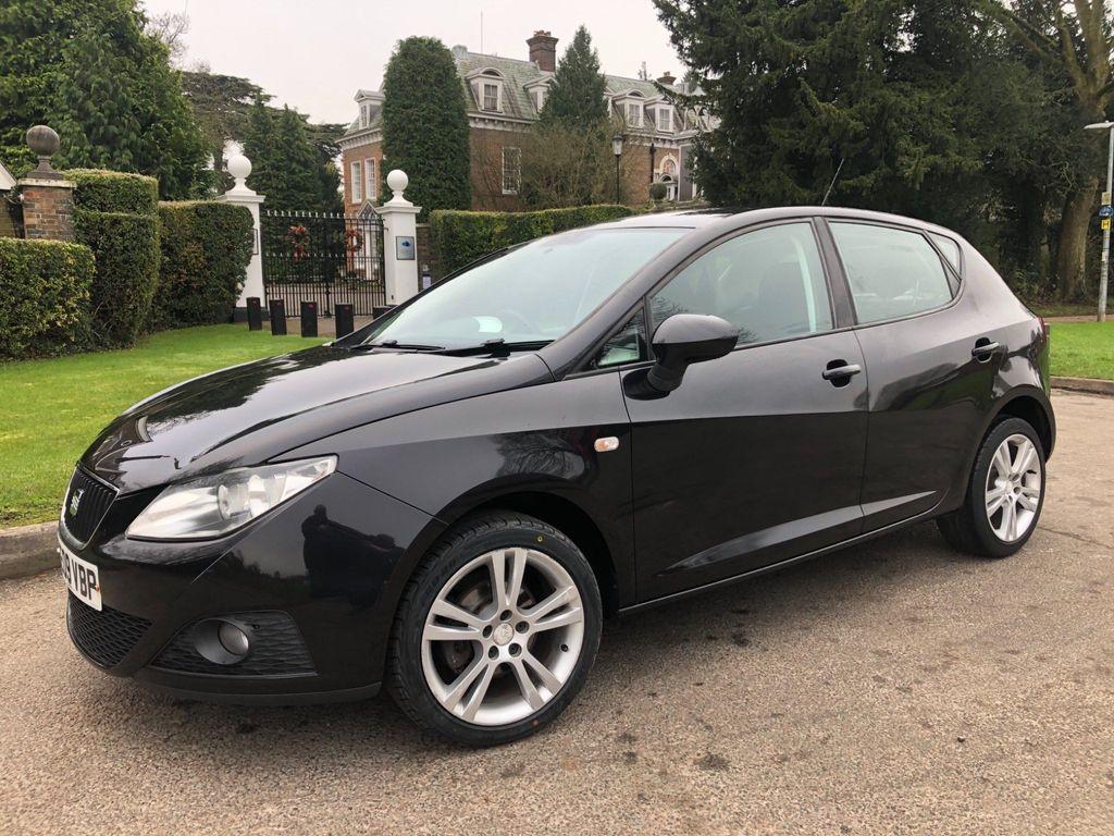SEAT Ibiza Hatchback 1.6 16v Sport 5dr