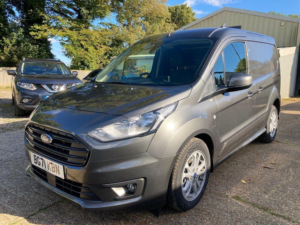 Ford Transit Connect Panel Van 1.5 200 EcoBlue Limited Auto L1 EU6 (s/s) 5dr