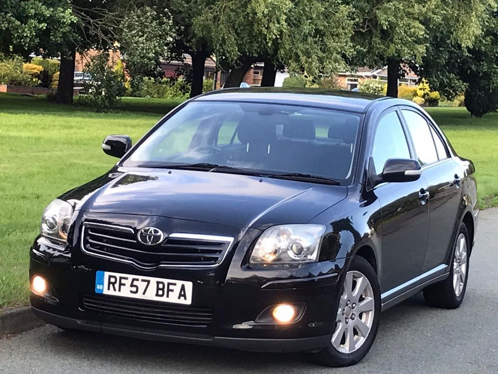 Toyota Avensis Saloon 1.8 VVT-i T3-X 4dr
