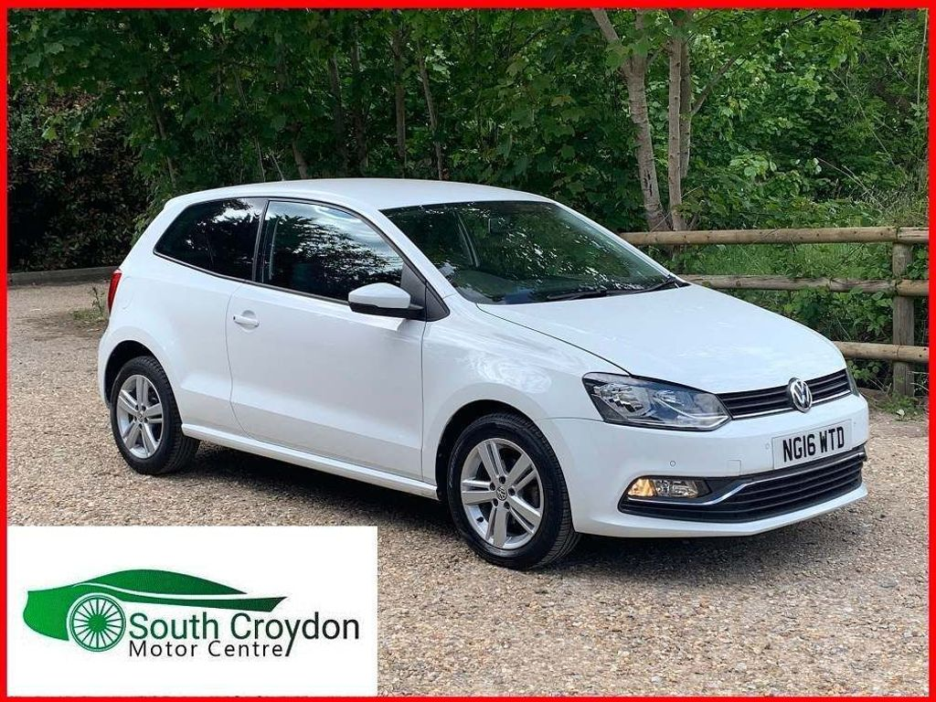 Volkswagen Polo Hatchback 1.2 TSI BlueMotion Tech Match (s/s) 3dr