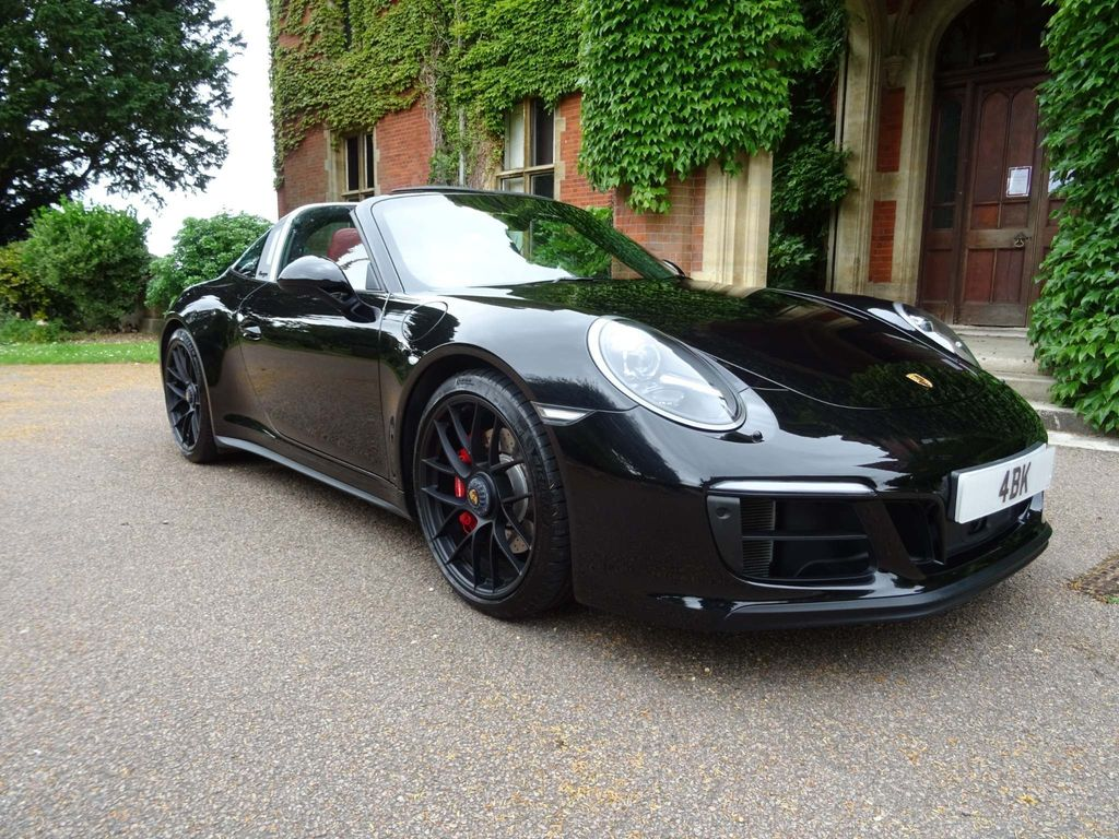 Porsche 911 Convertible 3.8 991 4 GTS Targa PDK 4WD (s/s) 2dr