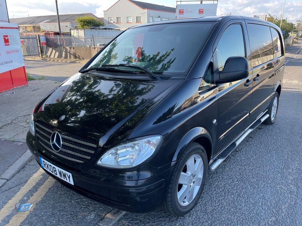 Mercedes-Benz Vito Panel Van 2.1 115CDI Compact Panel Van SWB 5dr