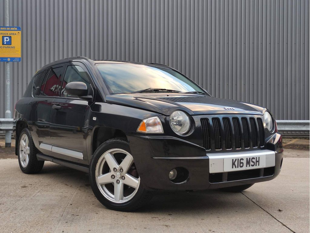 Jeep Compass SUV 2.0 CRD Limited 4WD 5dr