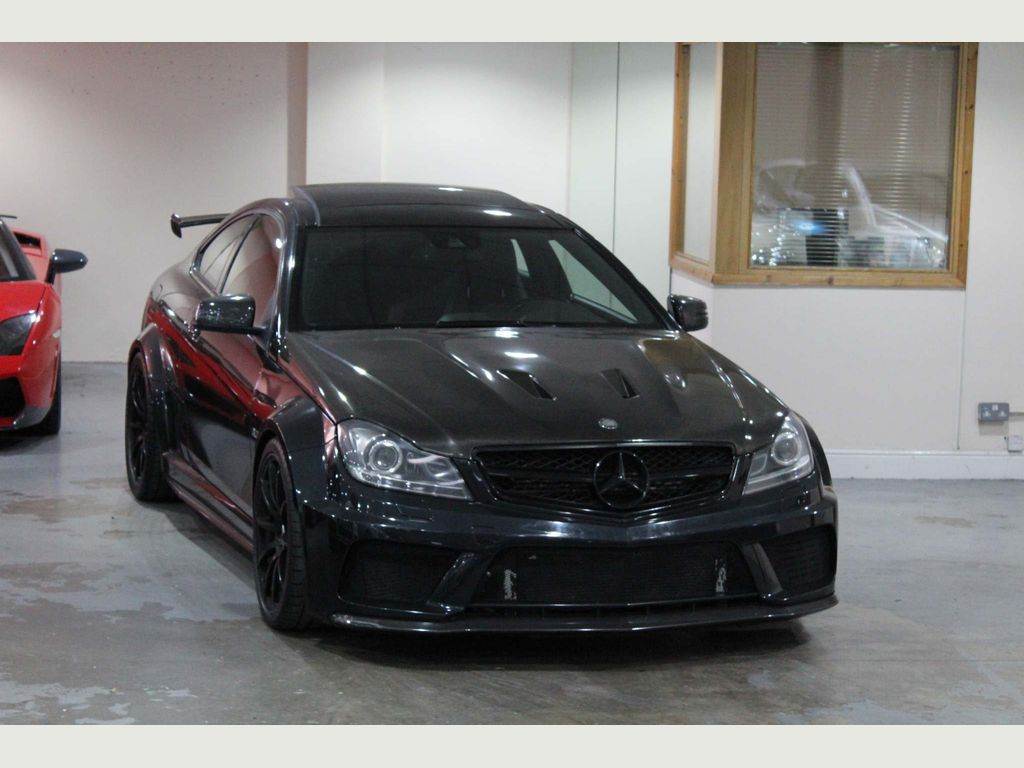Mercedes-Benz C Class Coupe 6.3 C63 AMG Black Series 2dr