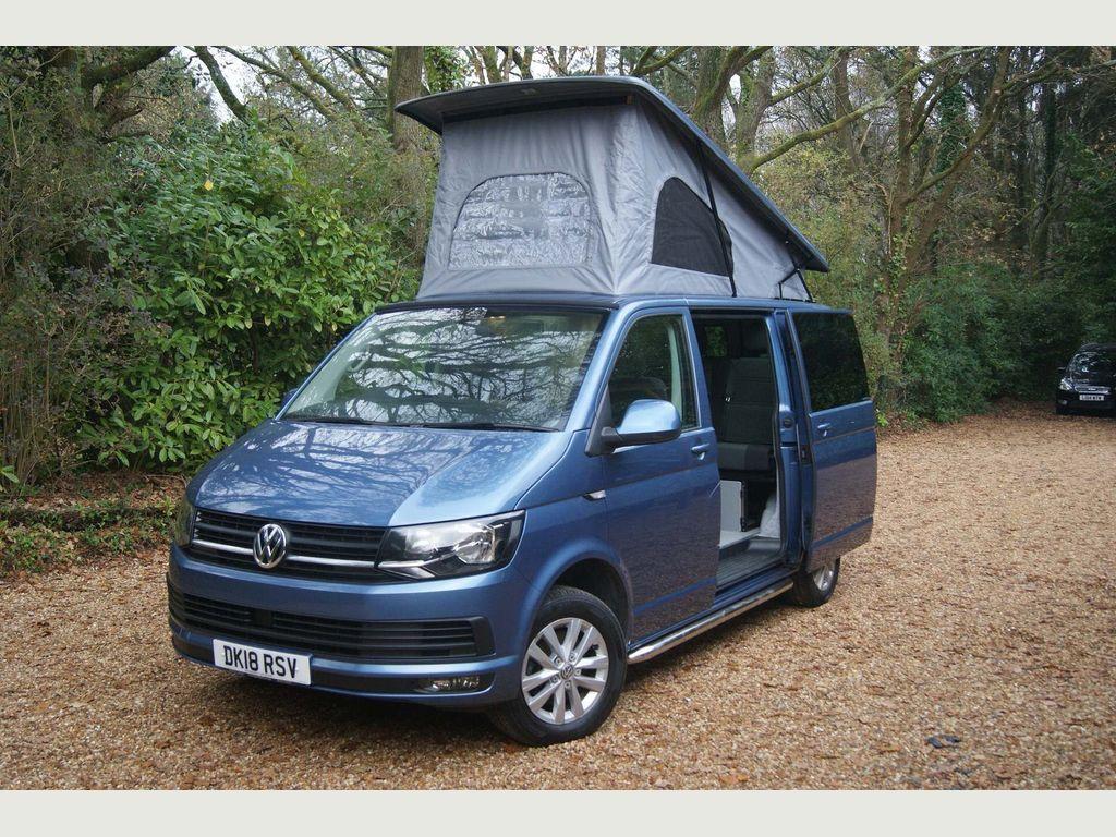 Volkswagen Transporter Campervan T6 2.0TDi SWB 4 Berth 4 Seat Campervan