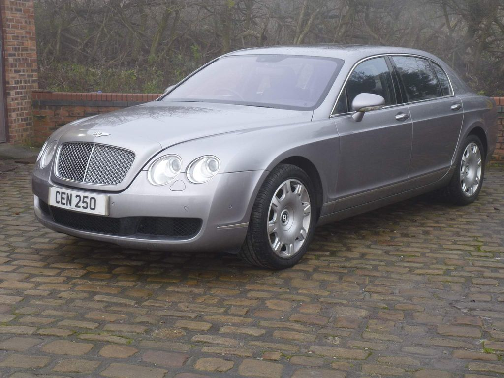 Bentley Continental Saloon