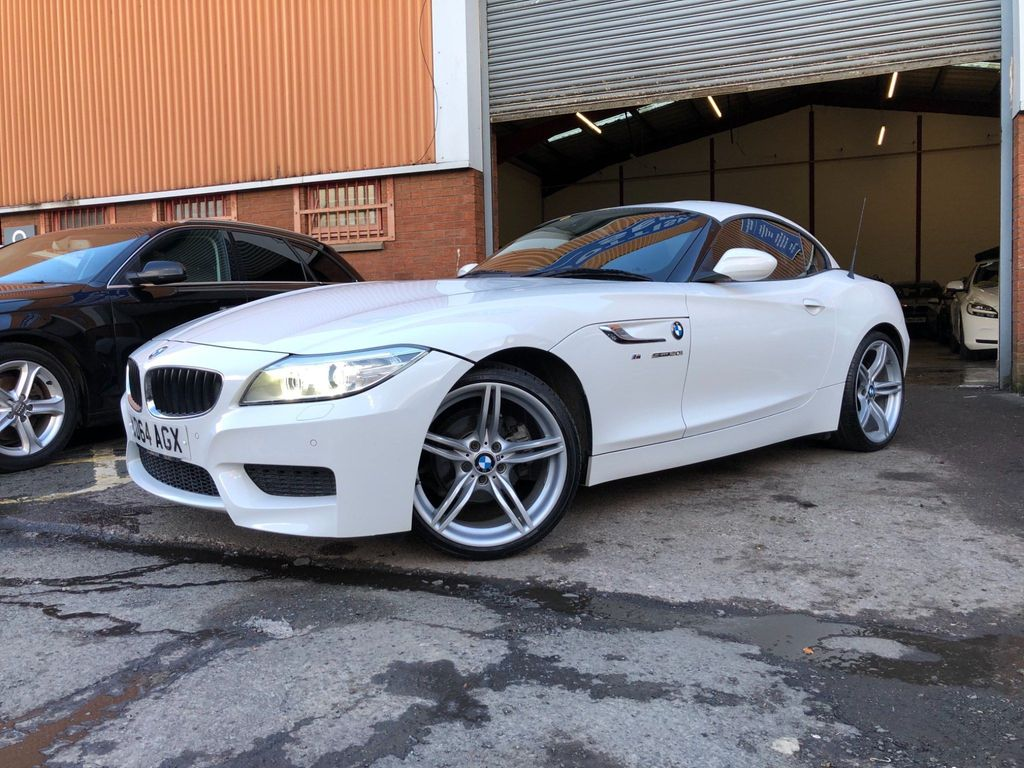 BMW Z4 Convertible 2.0 20i M Sport sDrive (s/s) 2dr