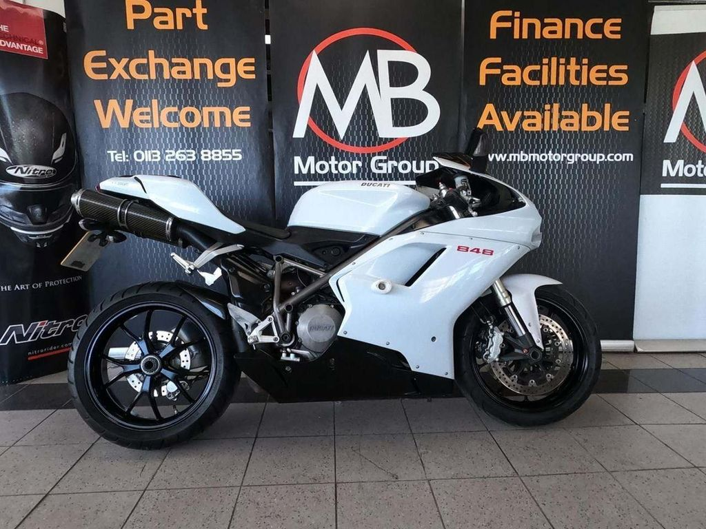 Ducati 848 Super Sports 848 Evo