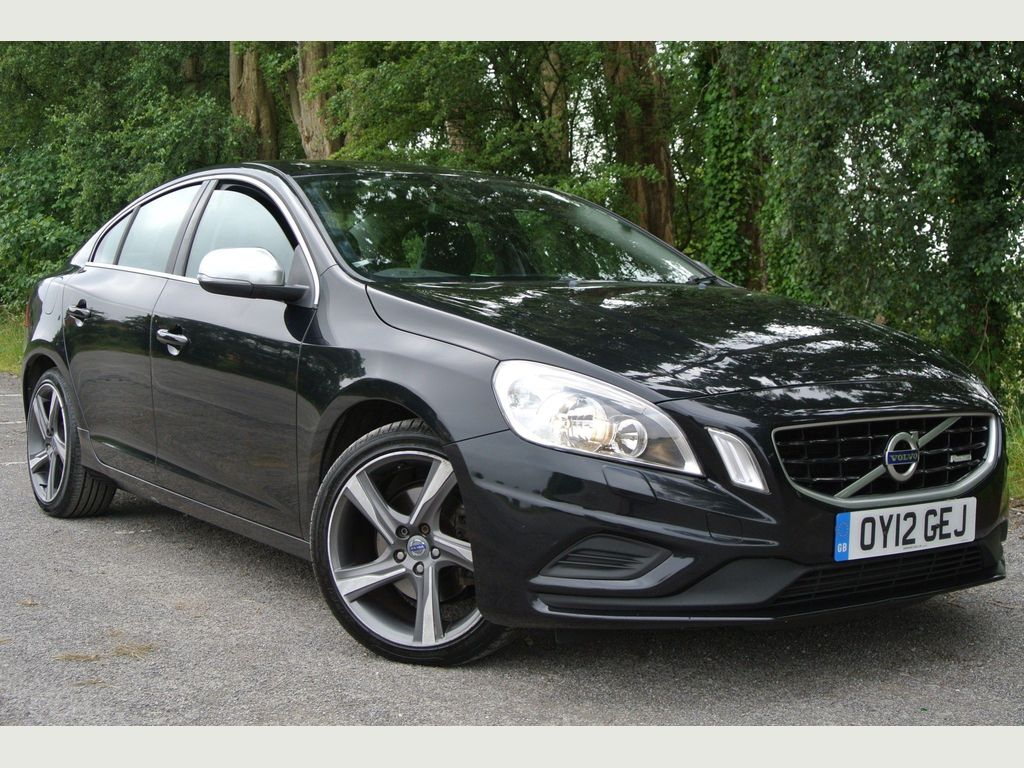 Volvo S60 Saloon 2.0 D3 R-Design Geartronic 4dr