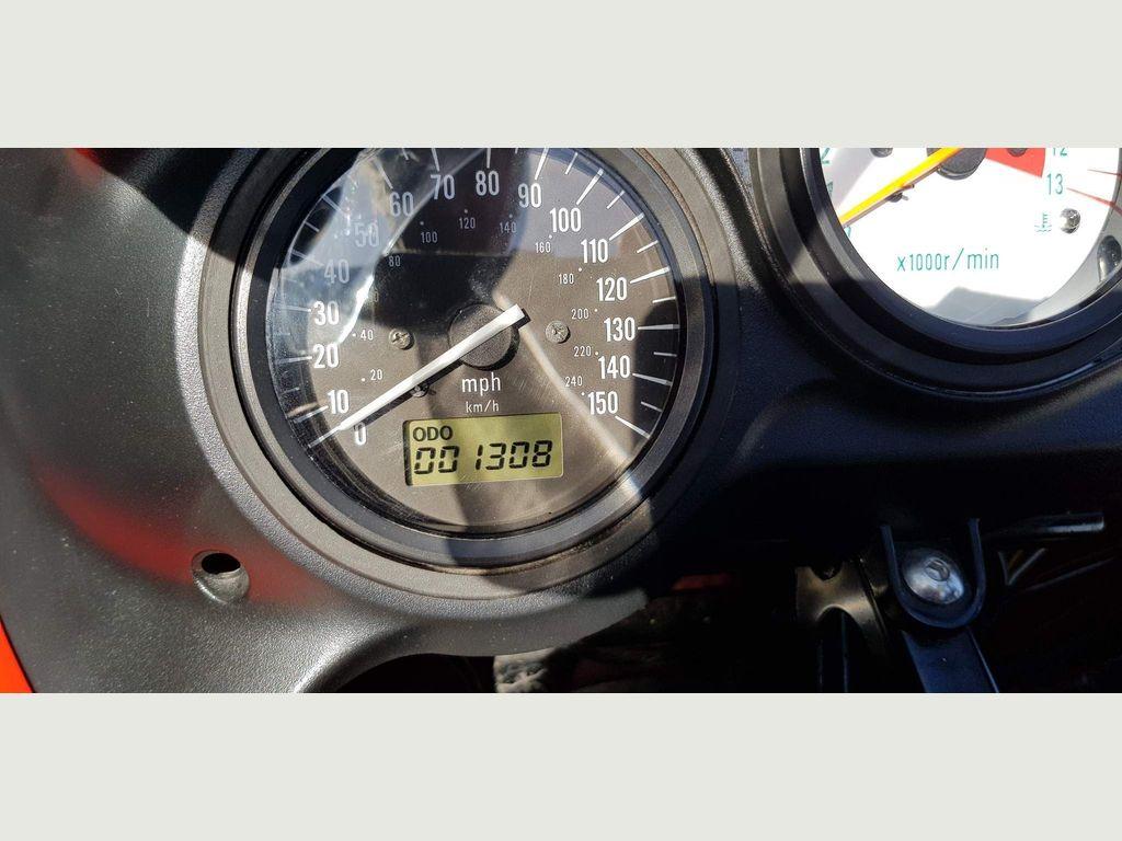 Suzuki SV650 Sports Tourer 650