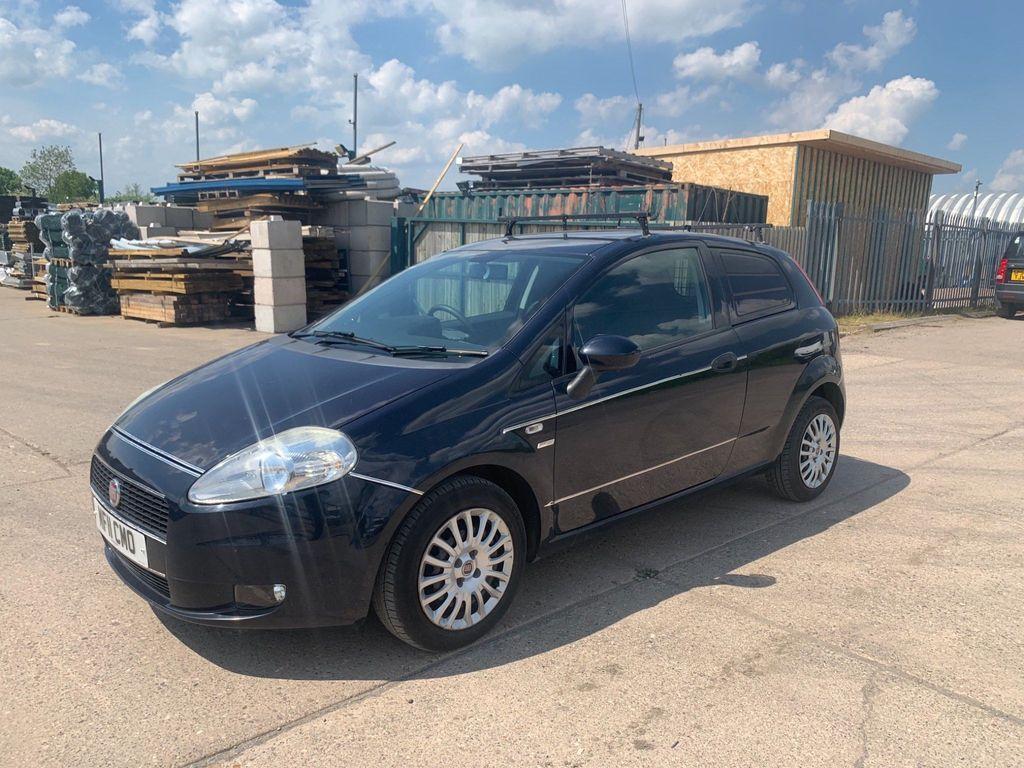 Fiat Grande Punto Panel Van 1.3 JTD Multijet 16v Actual Car Derived Van 3dr (EU4)