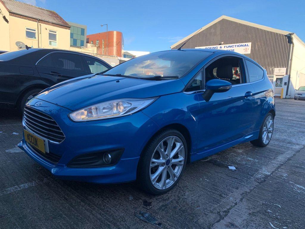Ford Fiesta Hatchback 1.0 EcoBoost Titanium (s/s) 3dr