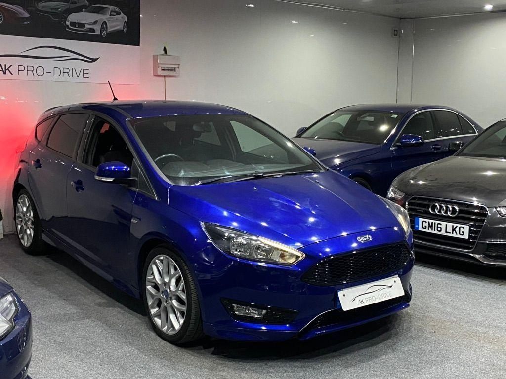 Ford Focus Hatchback 1.5 TDCi ST-Line (s/s) 5dr