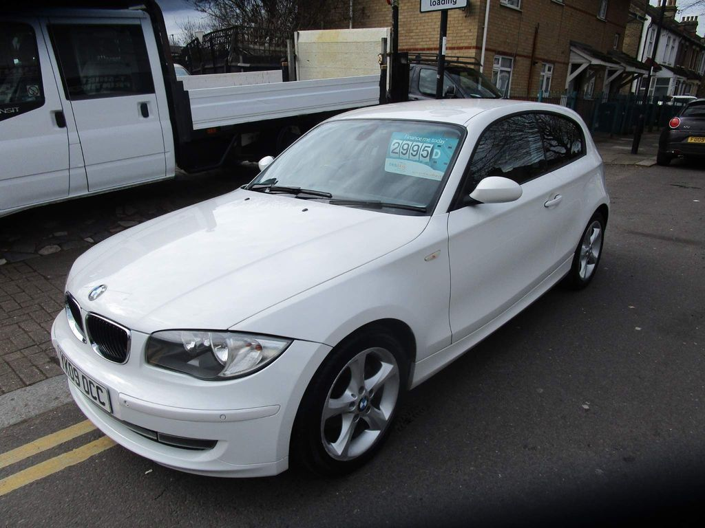 BMW 1 Series Hatchback 1.6 116i Edition ES 3dr