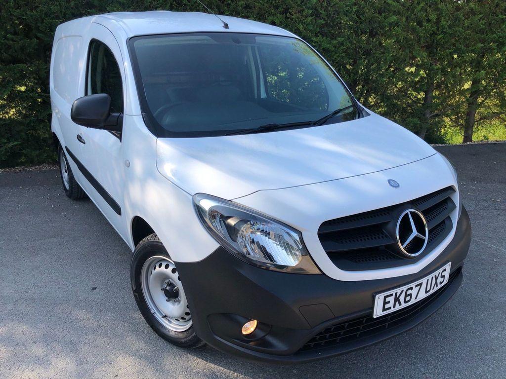 Mercedes-Benz Citan Panel Van 1.5 109 CDi BlueEFFICIENCY L2 EU6 (s/s) 5dr