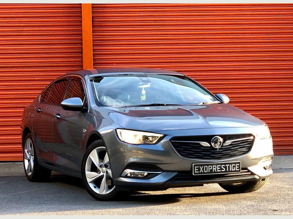 Vauxhall Insignia Hatchback 2.0 Turbo D BlueInjection SRi Nav Grand Sport (s/s) 5dr