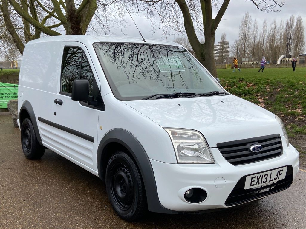 Ford Transit Connect Panel Van 1.8 TDCi T200 Trend Panel Van SWB 4dr DPF