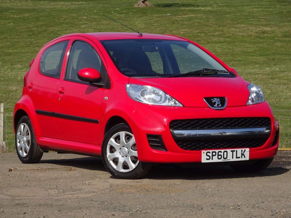 Peugeot 107 Hatchback 1.0 12v Urban 5dr