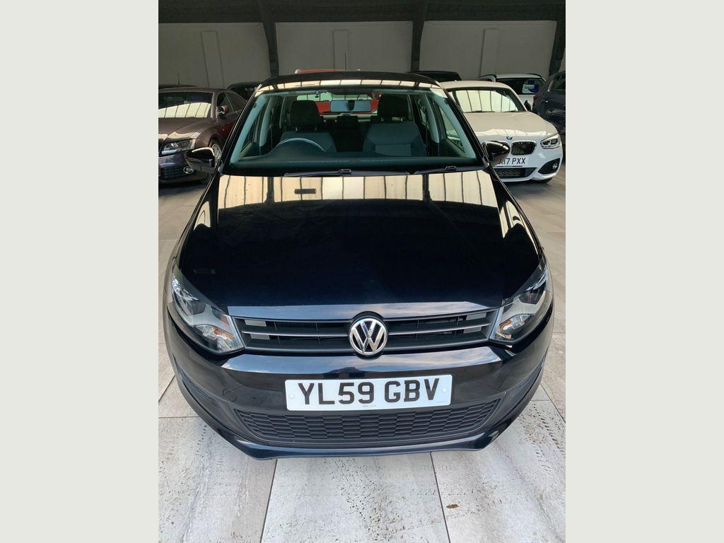 Volkswagen Polo Hatchback 1.4 MATCH