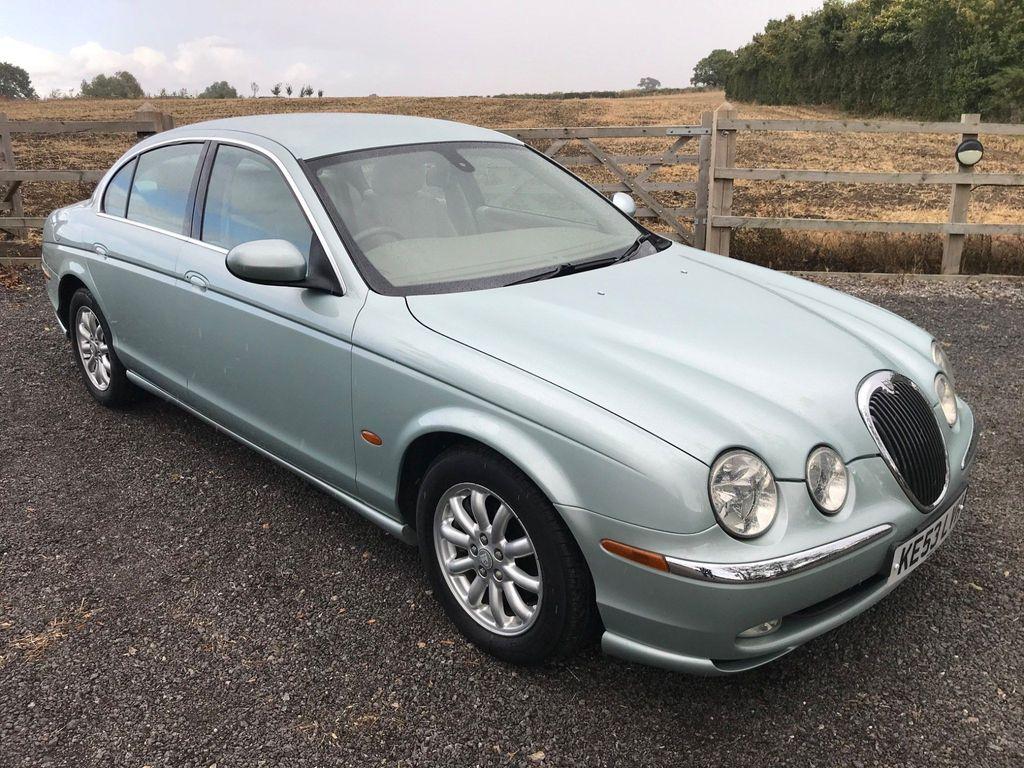 Jaguar S-Type Saloon 2.5 V6 SE 4dr