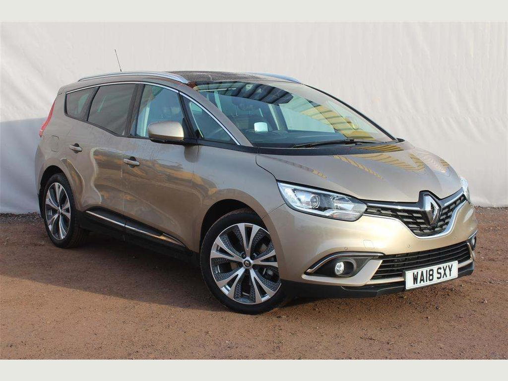 Renault Grand Scenic MPV 1.5 dCi Dynamique S Nav (s/s) 5dr