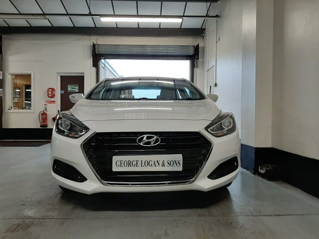 Hyundai i40 Saloon 1.7 CRDi Blue Drive S (s/s) 4dr