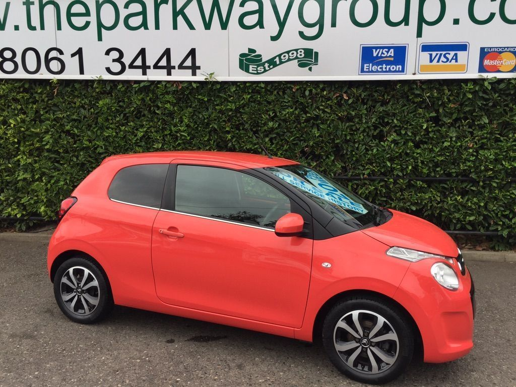 Citroen C1 Hatchback 1.2 PureTech Flair 3dr (EU5)
