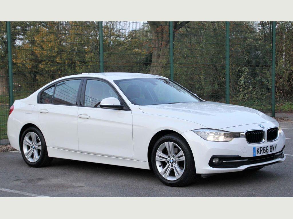 BMW 3 Series Saloon 2.0 316d Sport Auto (s/s) 4dr