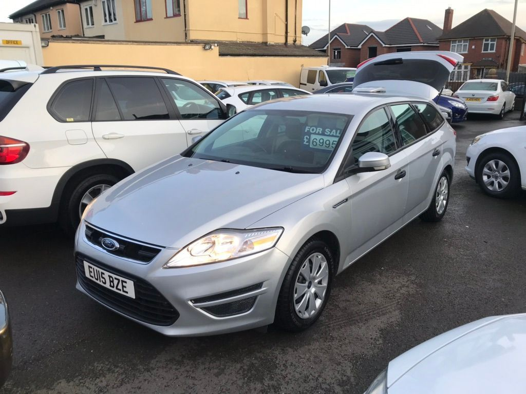 Ford Mondeo Estate 2.0 TDCi ECO Edge 5dr