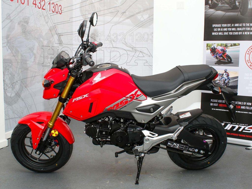 Honda MSX Naked 125