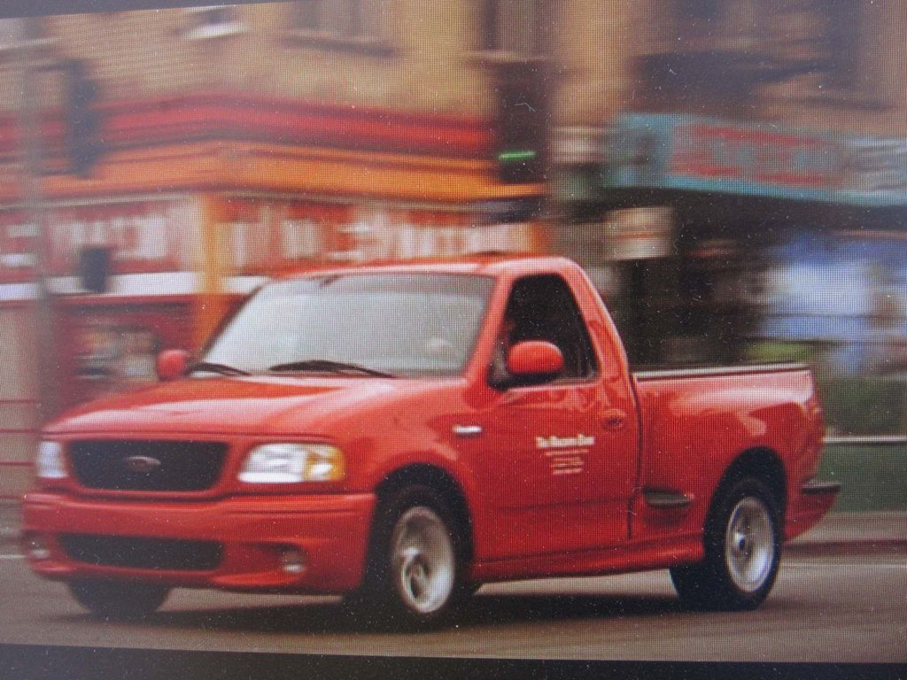 Ford F150 Pickup 5.4 SUPERCHARGED SV-T 'RACERS EDGE'