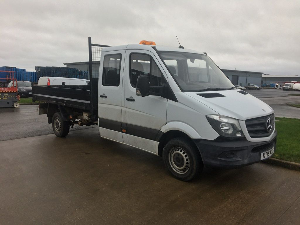 Mercedes-Benz Sprinter Tipper 2.1 CDI 313 Crewcab Tipper 4dr (LWB)