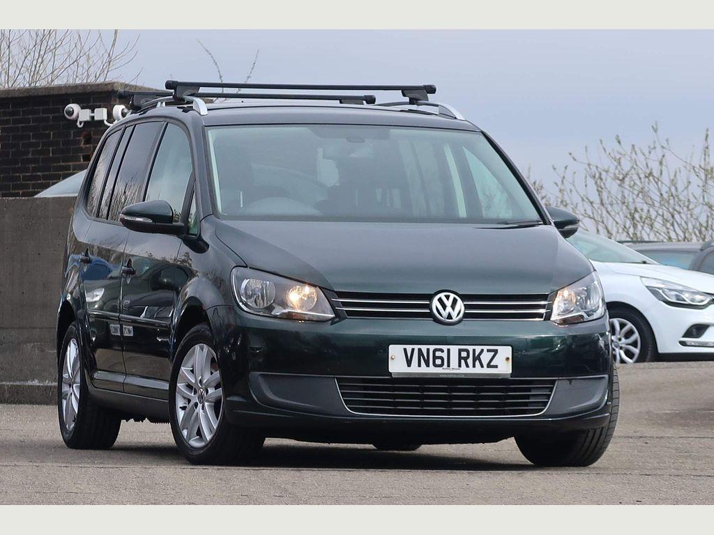 Volkswagen Touran MPV 1.6 TDI SE 5dr