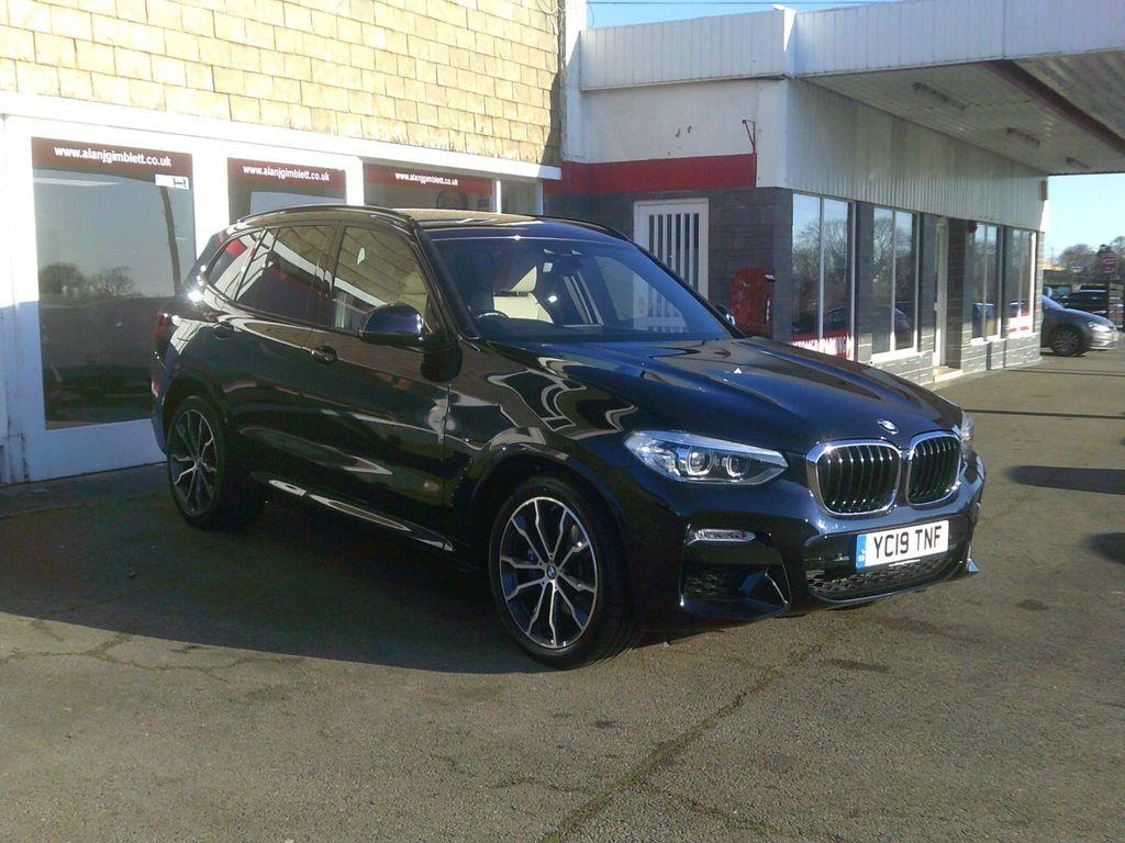 BMW X3 SUV 3.0 30d M Sport Auto xDrive (s/s) 5dr