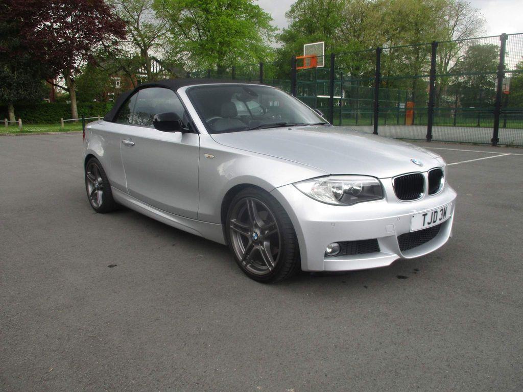 BMW 1 Series Convertible 3.0 125i Sport Plus Edition Auto 2dr