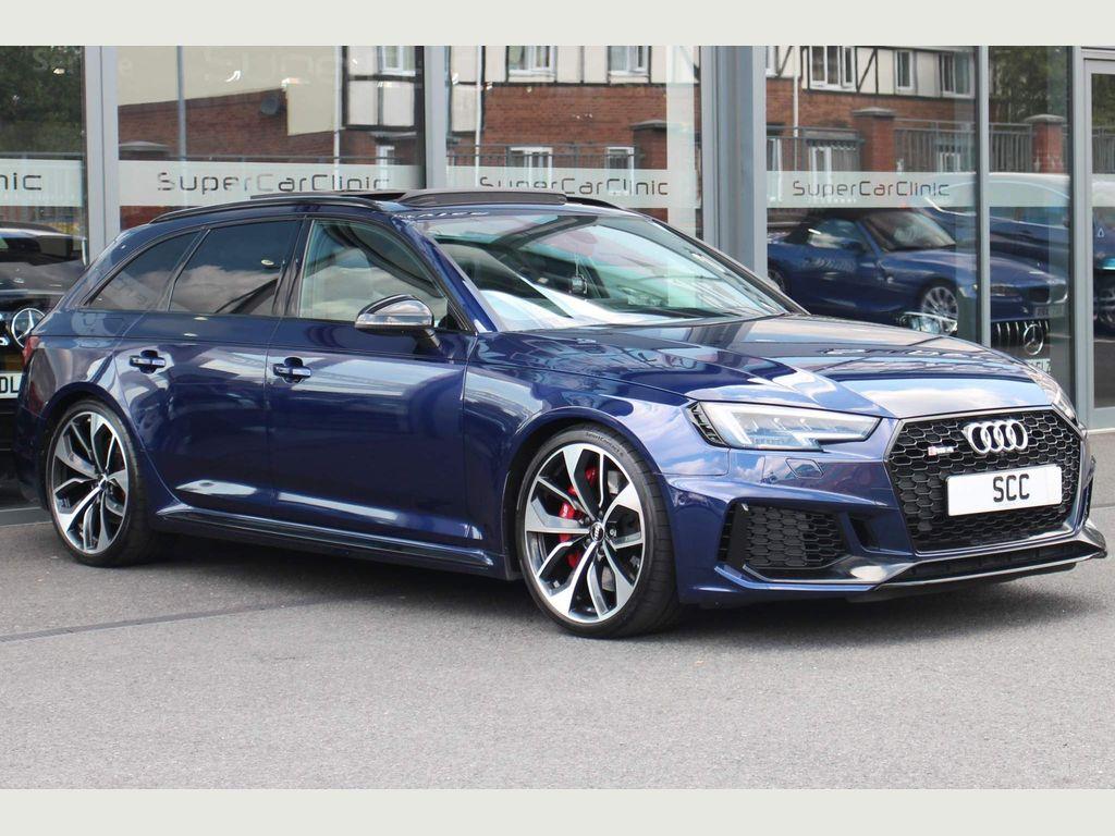 Audi RS4 Avant Estate 2.9 TFSI V6 Avant Tiptronic quattro (s/s) 5dr