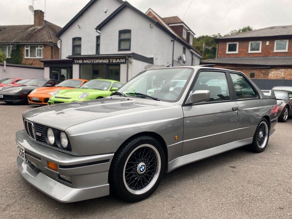 BMW M3 Saloon 2.3 2dr (LHD)