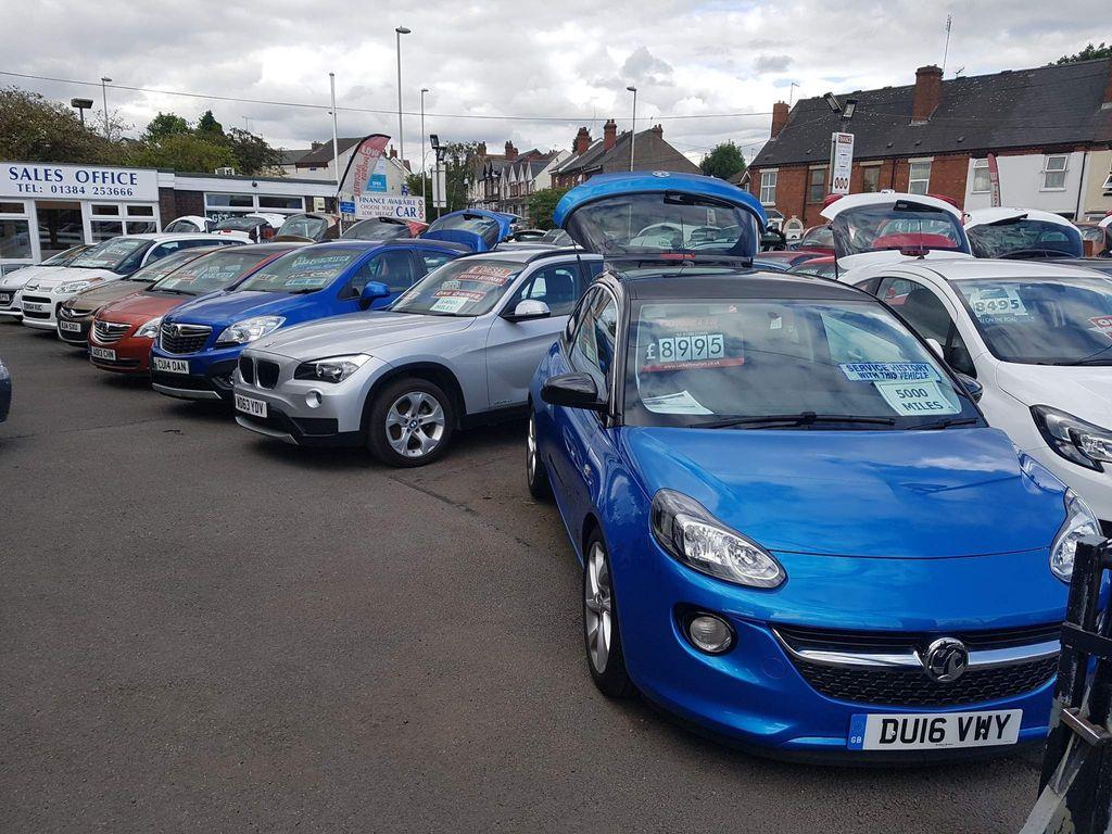 Vauxhall Mokka X SUV 1.6i Design Nav (s/s) 5dr