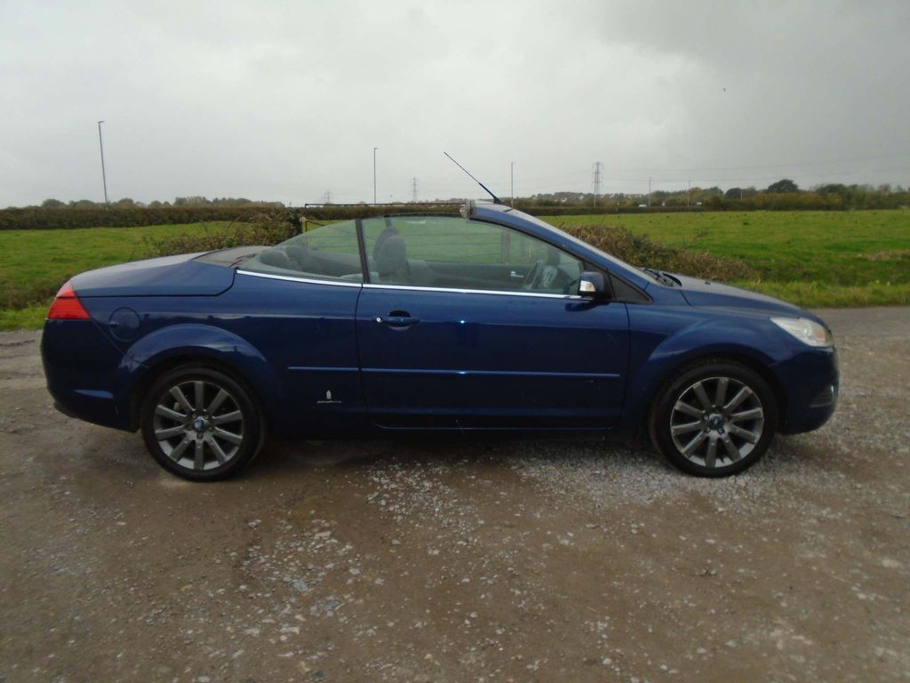 Ford Focus CC Convertible 1.6 CC-1 2dr
