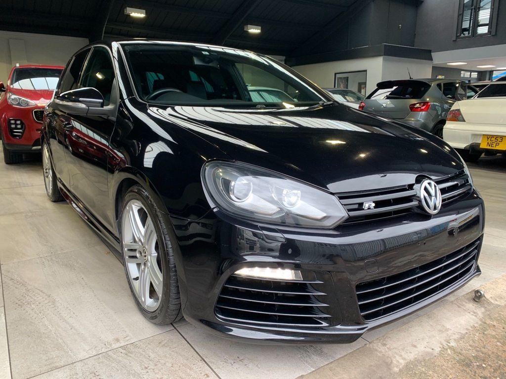 Volkswagen Golf Hatchback 2.0 TSI R DSG 4Motion 5dr