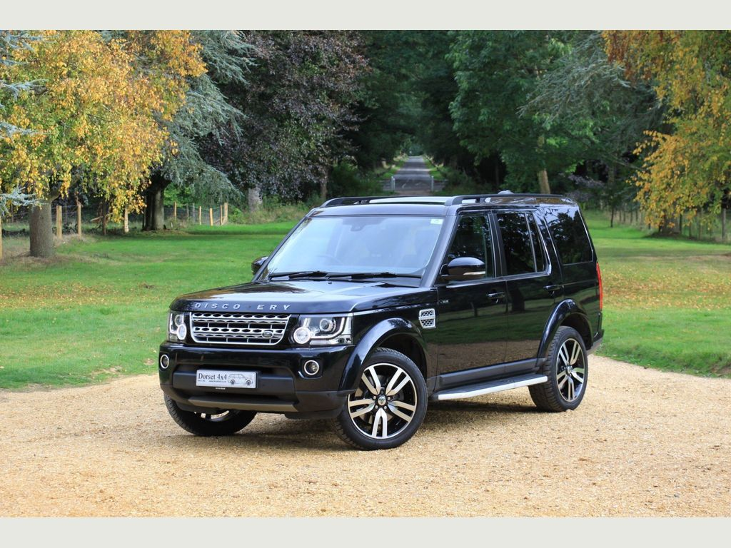 LAND ROVER DISCOVERY 4 SUV 3.0 SD V6 HSE Luxury (s/s) 5dr