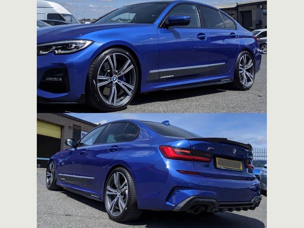 BMW 3 Series Saloon 2.0 320d M Sport Plus Edition Auto (s/s) 4dr