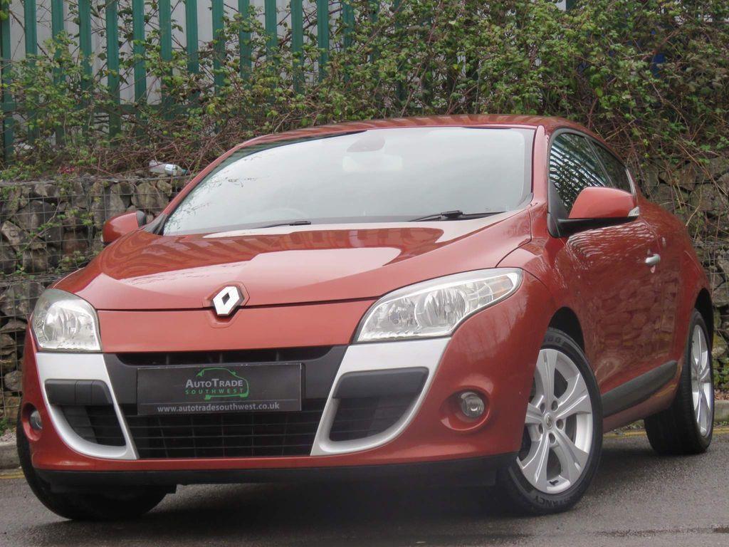 Renault Megane Coupe 1.6 Dynamique 3dr