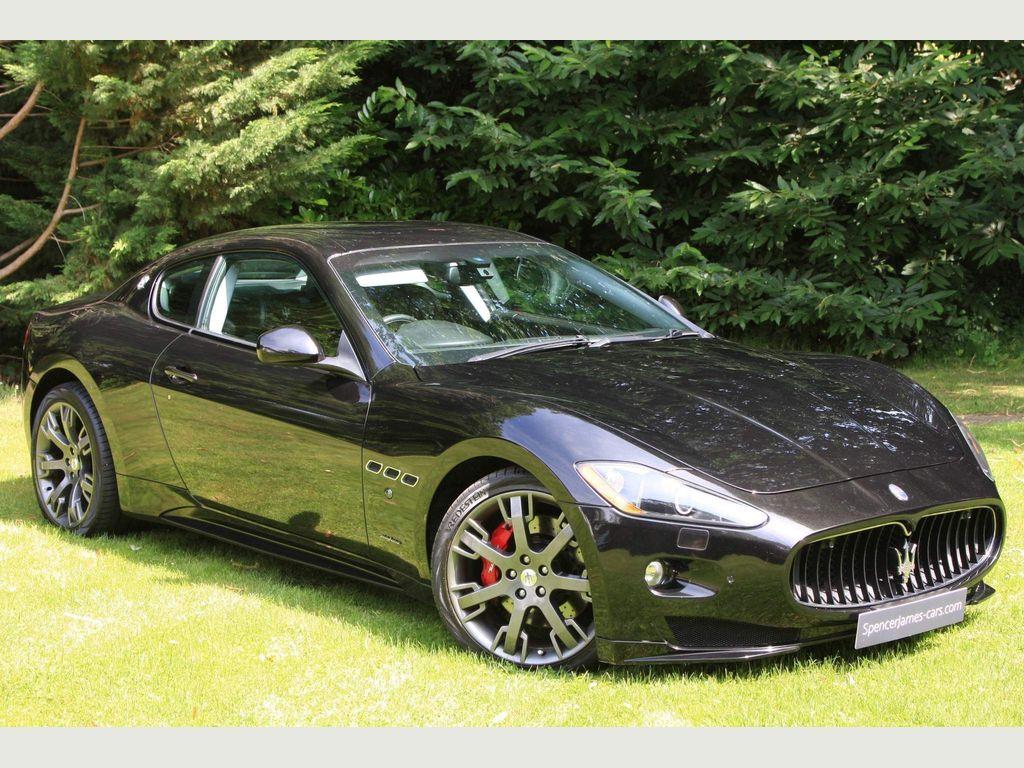 Maserati Granturismo Coupe 4.7 V8 S Auto 2dr EU4