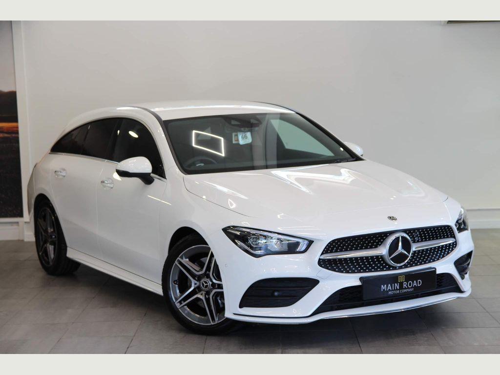 Mercedes-Benz CLA Class Estate 1.3 CLA200 AMG Line (Premium) Shooting Brake 7G-DCT (s/s) 5dr