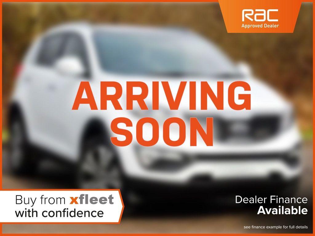 Kia Sportage SUV 2.0 CRDi KX-4 AWD 5dr