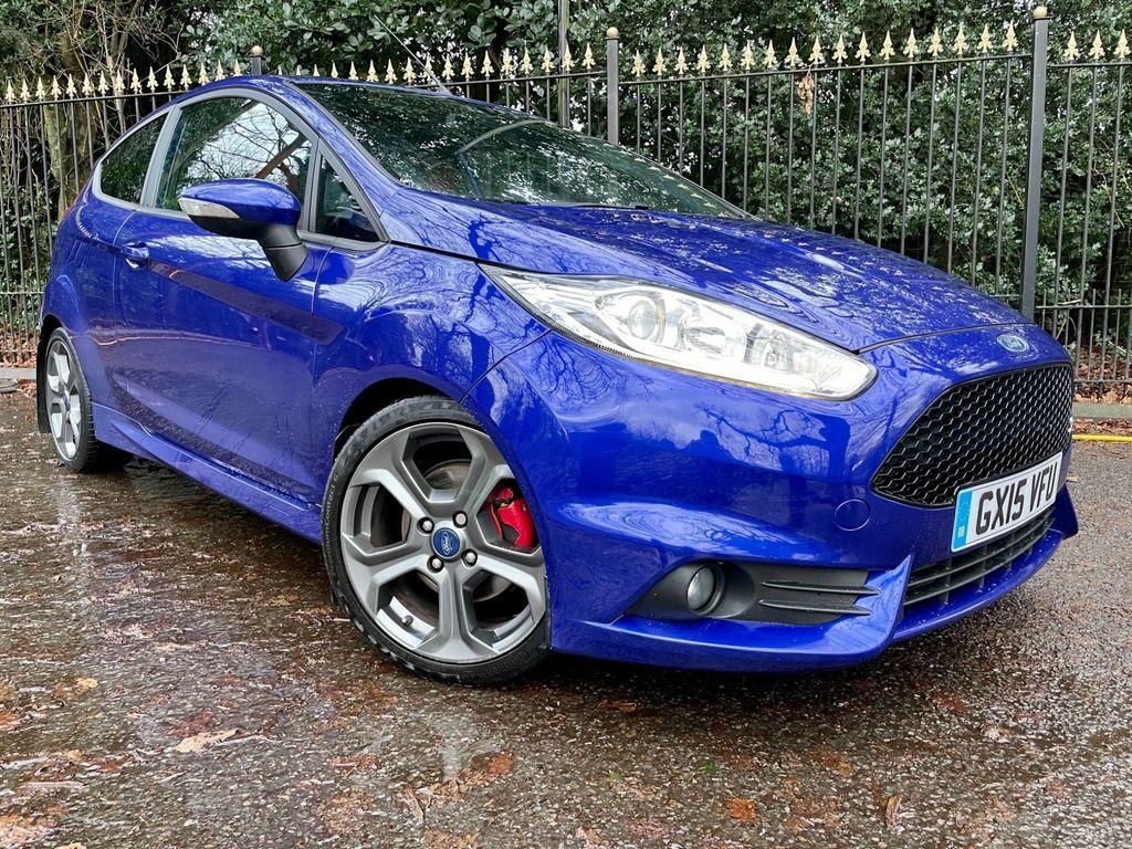 Ford Fiesta Hatchback 1.6 EcoBoost ST-3 3dr (EU6)